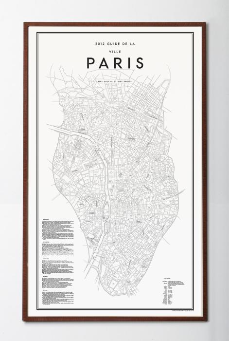 Guide de la ville paris